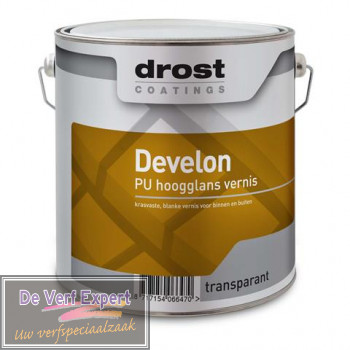 Drost Develon PU Hoogglans, Vernis