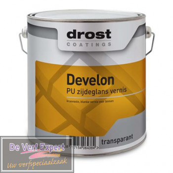 Drost Develon PU Zijdeglans, Vernis