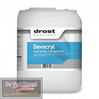 Drost Devecryl voorstrijk Transparant