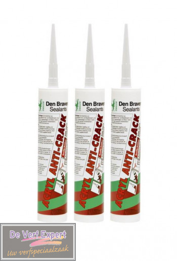 Den Braven Acryl Anti Crack
