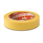 KIP Tape 3808 MASKING-GEEL 50M